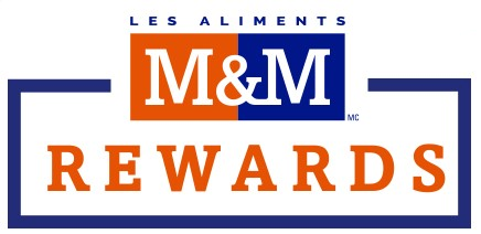 Les Aliments M&M Rewards