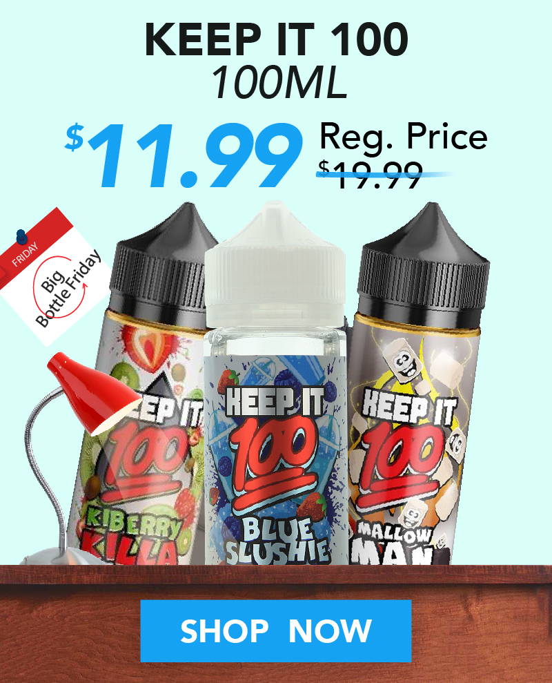 Keep It 100 100ML $11.99