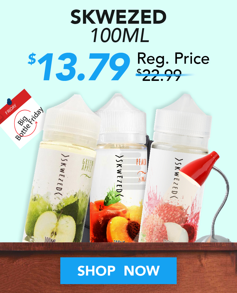 Skwezed 100ML $13.79