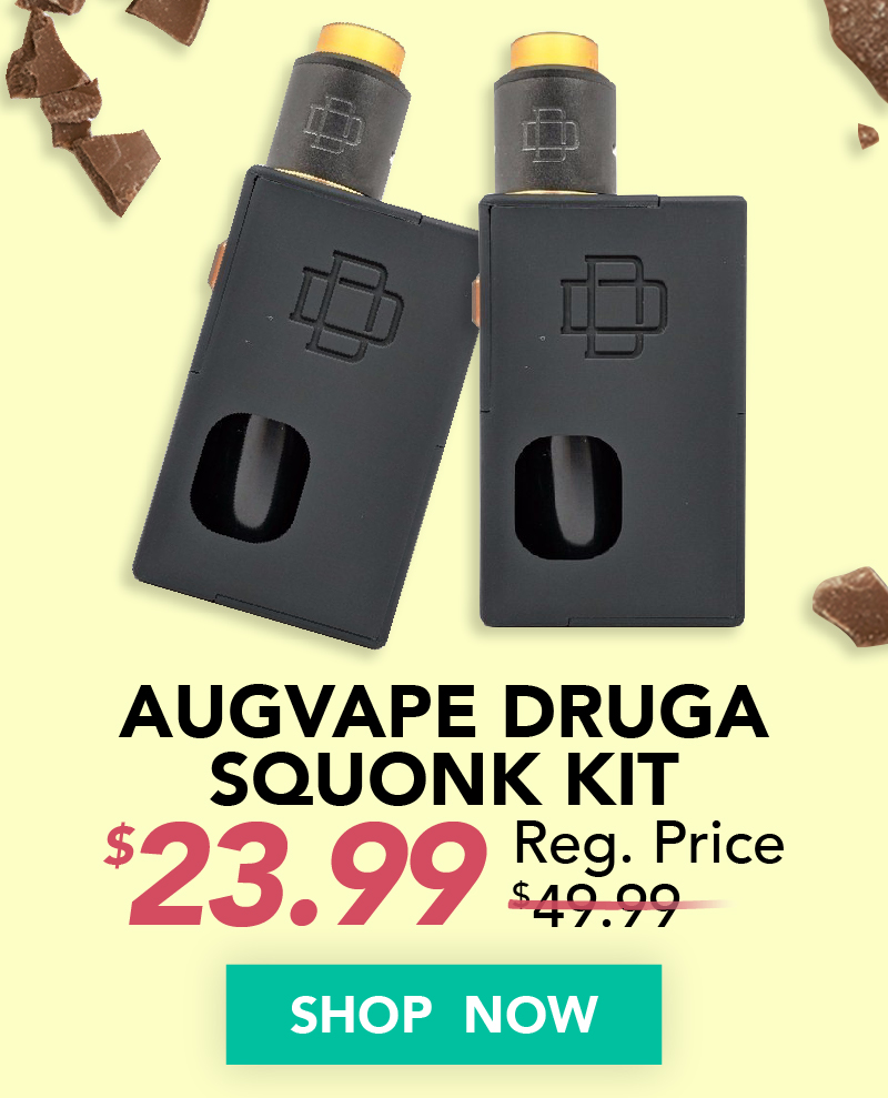 Augvape Druga Squonk Kit $23.99