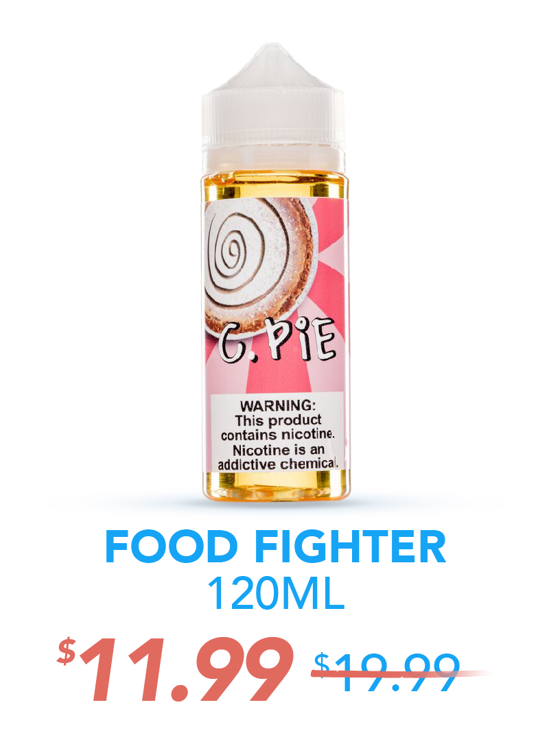 Food Fighter 120ML, $11.99