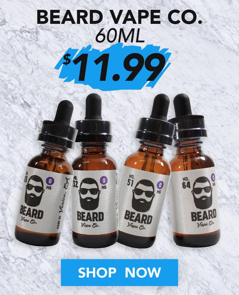 Beard Vape Co. 60ML $11.99