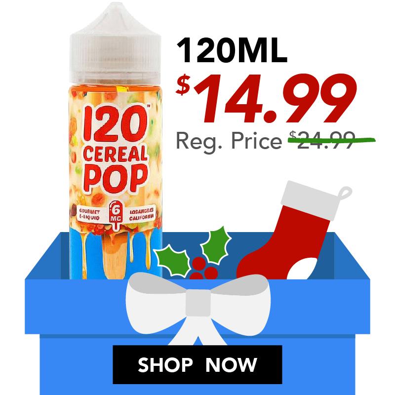 120 Cereal Pop