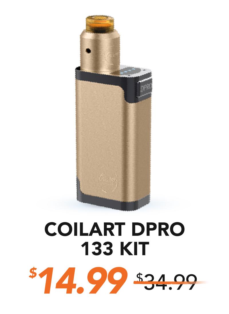 Coilart Dpro 133 Kit, $14.99