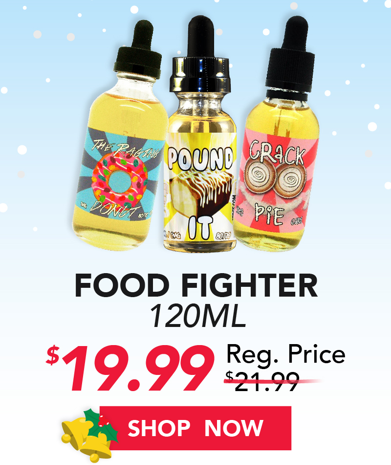 food fighter 120ml $19.99