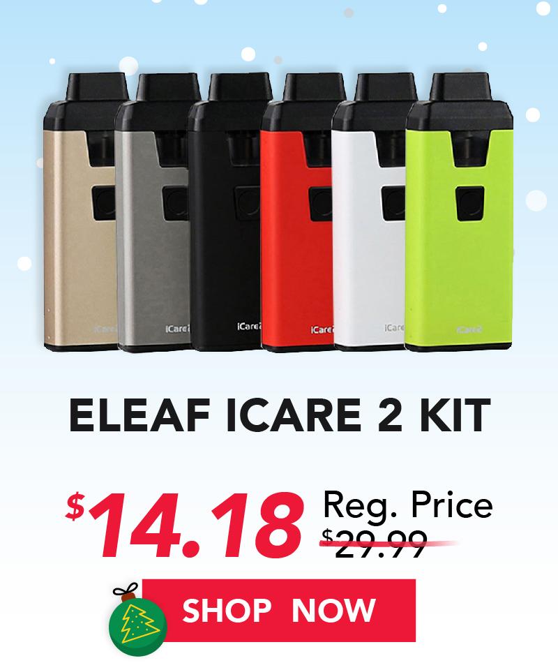 eleaf icare 2 kit $14.18