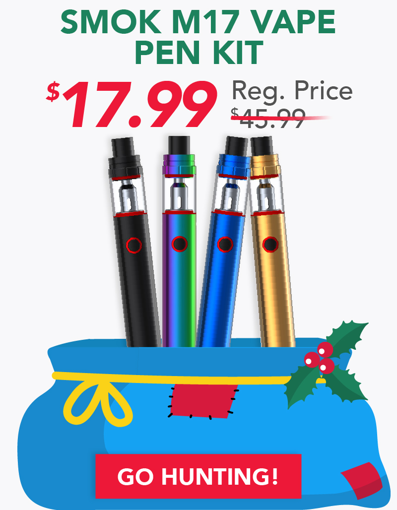 smok m17 vape pen kit