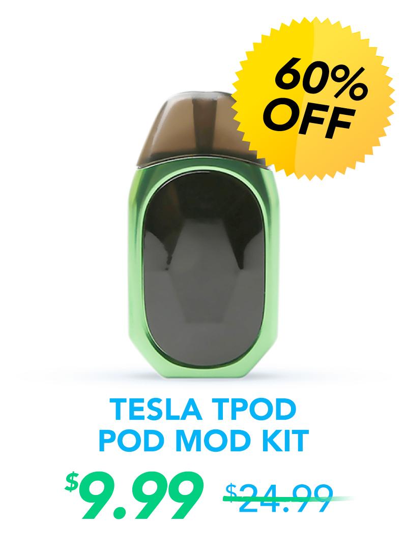 Tesla TPod Pod Mod Kit, $9.99