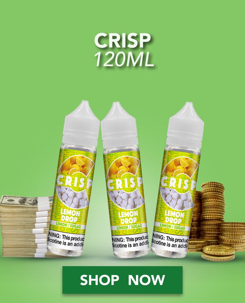 Crisp 120ML