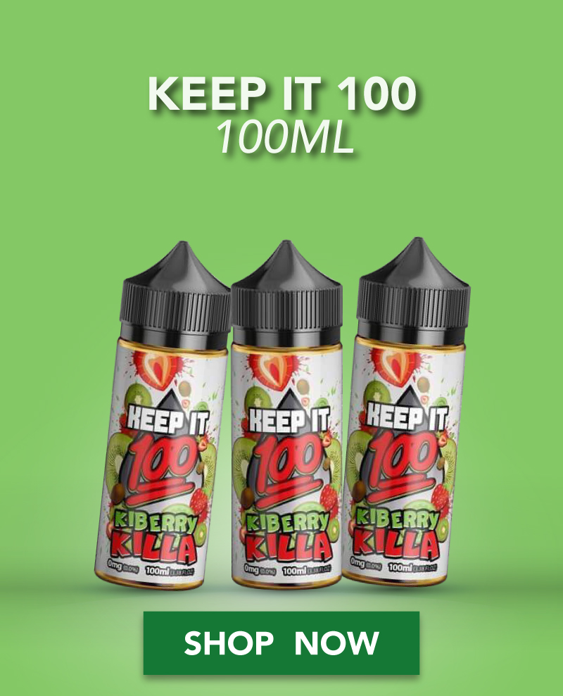 Keep it 100 100ML