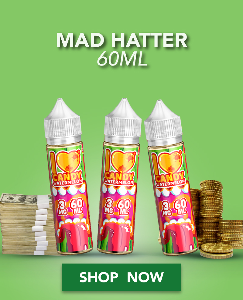 Mad Hatter 60ML