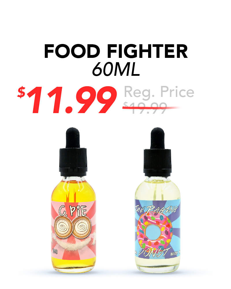 Food Fighter 60ml, $11.99